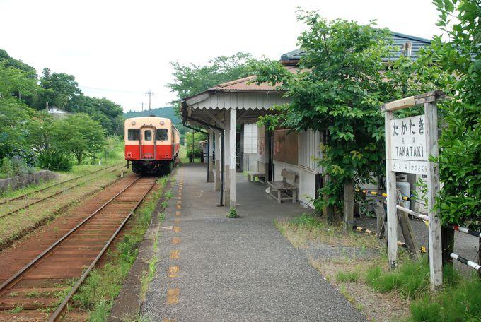 アクセスは車が便利。でもローカル線「小湊鐡道」もおススメ!