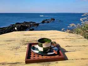 青い空と青い海!房総・鋸南町の新名所、カフェ&道の駅へ行こう。|千葉県|トラベルjp<たびねす>