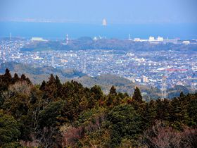 東京湾を一望!千葉「きみつのさんぽ路」で四季を感じよう