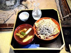 江戸時代のお屋敷で極上蕎麦を!奥能登の名店「そば切り仁」|石川県|トラベルjp<たびねす>