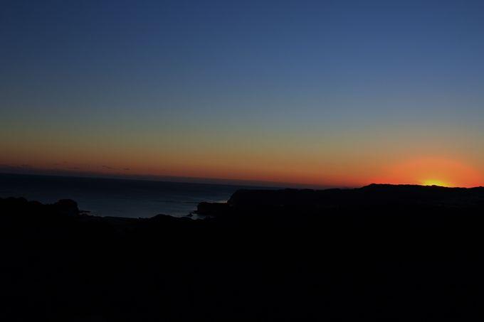 かんぽの宿勝浦は全室オーシャンビュー!太平洋一望の露天風呂は沈む夕日が絶景