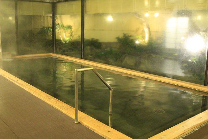 伊東温泉の温泉数は全国第3位!湯の庭の温泉は体に優しく刺激が少ない!!
