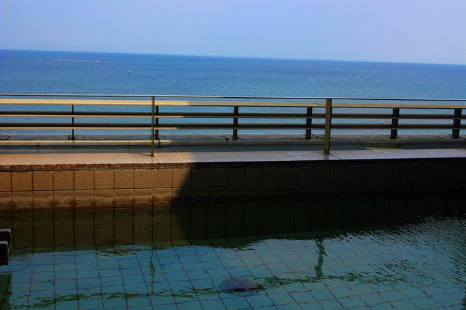 休暇村館山の温泉は「花海の湯」!塩化物冷鉱泉は保温・保湿効果があり、美肌効果が高い!!