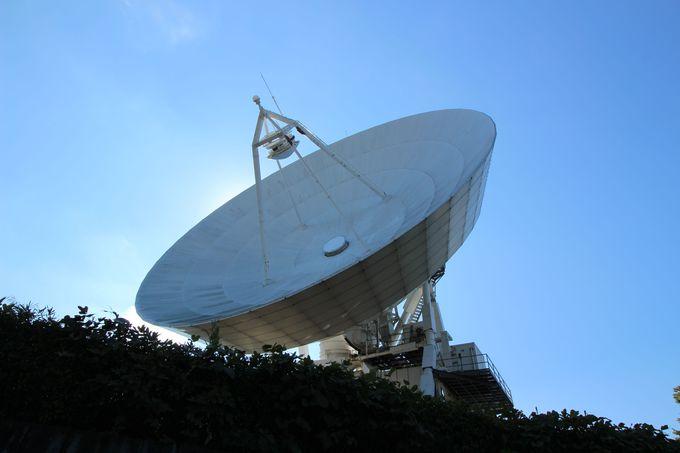 「うるう秒」の観測もした「つくばVLBIアンテナ」その姿が見られるのもわずか!