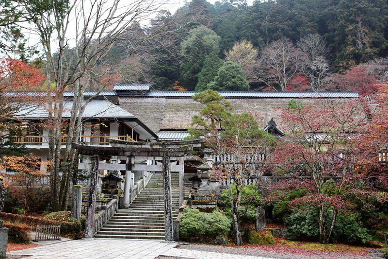 参籠(お籠り)で開運・心願成就!鹿沼市古峯神社