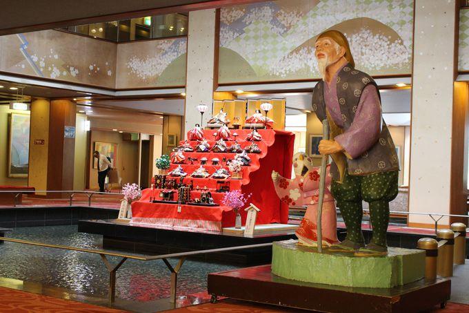 舌切雀神社と源泉神社、磯部を訪れた文人の書が展示される宝物殿は必見!