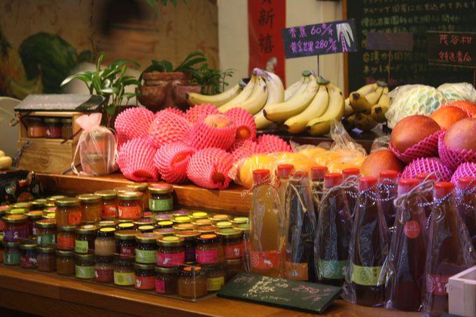 高級フルーツパーラー「百果園」、レトロな可愛らしい店内で食べると格別!