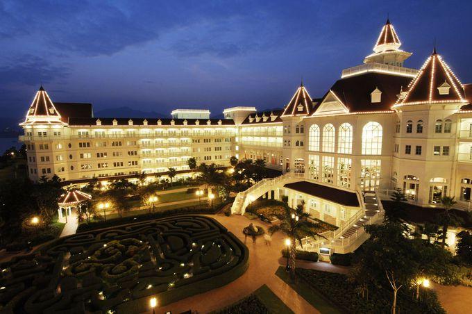 9.香港ディズニーランド・ホテル