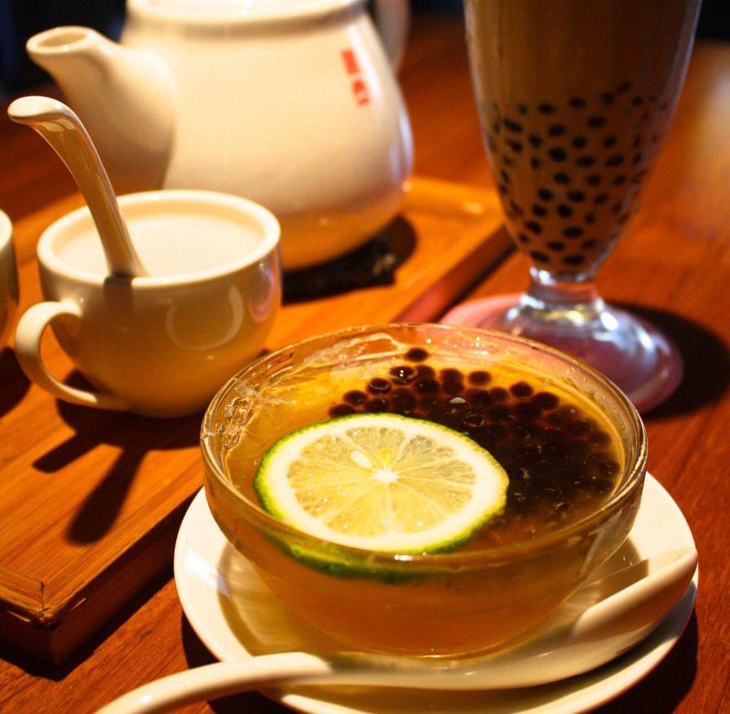 台北「囍壺 人間茶館」は珍珠奶茶もスイーツもウマすぎる!