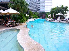 大都会のリゾート!ルネッサンス香港ハーバービュー・ホテル