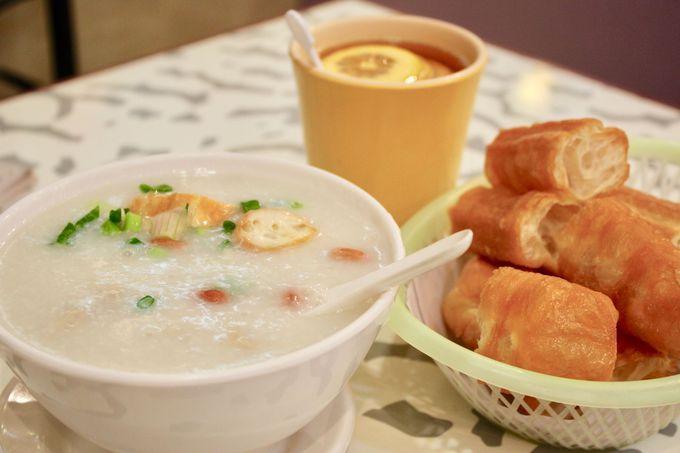 お粥で離乳食もカバー!子供にも食べやすい香港のごはん