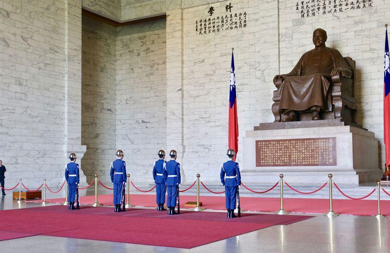 意外と子供ウケ◎!台北「中正記念堂」は子連れ観光の穴場