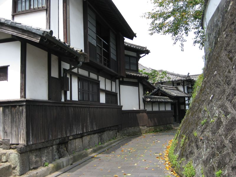 歴史と文化を感じる!大分県・臼杵城下町の街並散策!