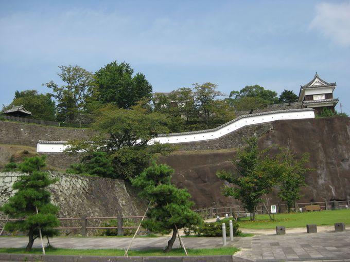 歴史のシンボル!「臼杵城跡」