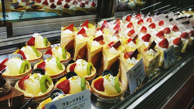 お手頃価格な焼き菓子やフレッシュケーキも美味しい店♪