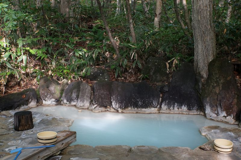 「鶴の湯別館 山の宿」は貸切温泉がおススメ!