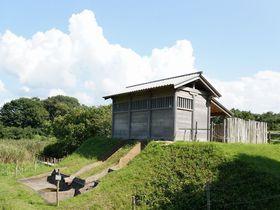 秋田城に古代の水洗トイレ!?秋田のシンボル久保田城も一緒にまわるお手軽旅