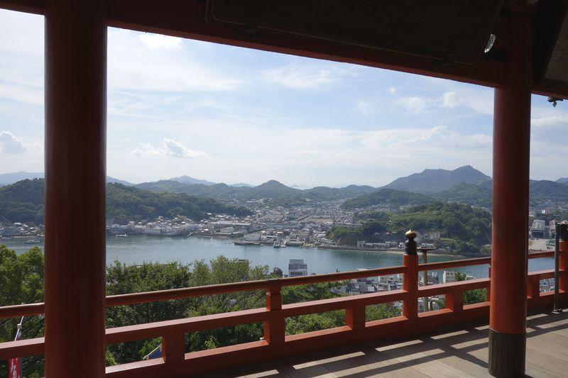 絶景を求めて「海の見える寺」、尾道・千光寺へ