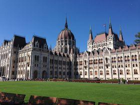 豪華絢爛!ハンガリー国会議事堂を見学しよう
