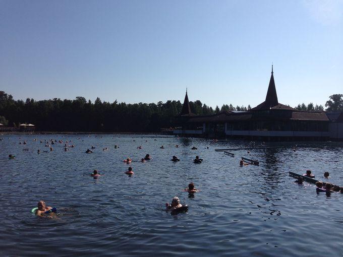 へーヴィーズ温泉湖の特徴とは・・・