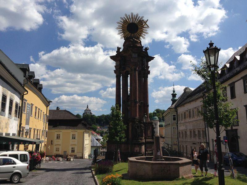 鉱山で栄えた町!スロヴァキアの世界遺産「バンスカー・シュティアヴニツァ」