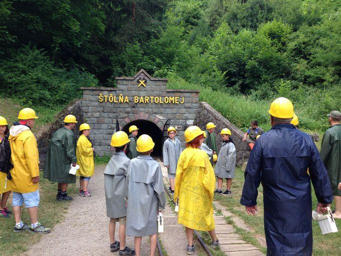 観光ハイライトの鉱山博物館に行こう!