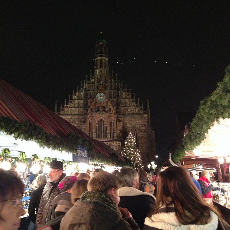 混雑ぶりは桁違い!超人気ニュルンベルクのクリスマスマーケット攻略法