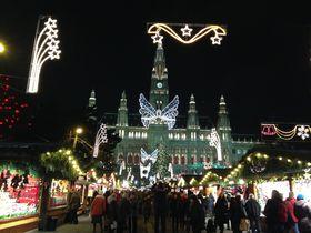 期待を裏切らない安定感!ウィーンのクリスマスマーケットを満喫しよう