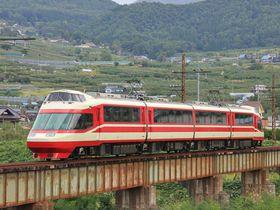 眺望抜群!元特急「ロマンスカー」展望車に乗って信州の鉄道旅|長野県|トラベルjp<たびねす>