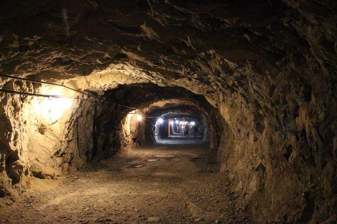 太平洋戦争末期、本土決戦最後の拠点に備えた「松代象山地下壕」