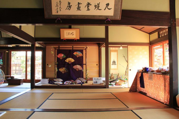 情緒ある街並み「五個荘金堂」で近江商人のお屋敷観光