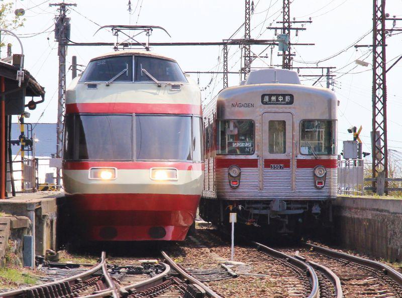信州のローカル線に都会の電車が!長野電鉄へ懐かしい車両に会いに行こう
