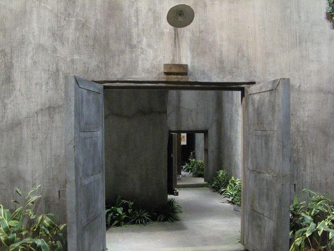 高い塀と何重もの扉で閉ざされた特別病室と言う名の監獄