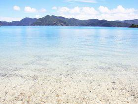 透き通る青い海と美しいビーチが魅力!奄美群島・加計呂麻島観光へ|鹿児島県|トラベルjp<たびねす>