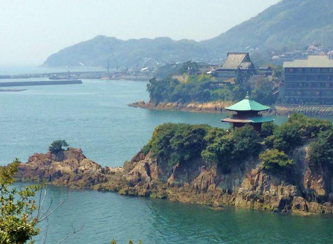 万葉の時代から栄えた鞆!美しい港町には歴史の足跡がある・・