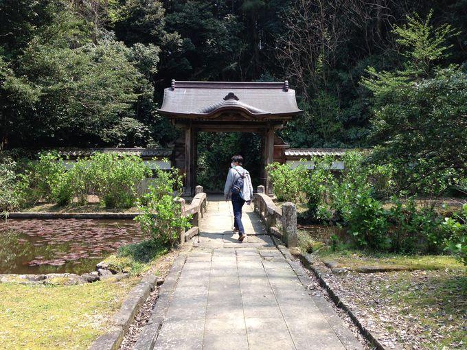 真田幸村が武勇を讃え軍扇を投じた松平直政公!墓所へ