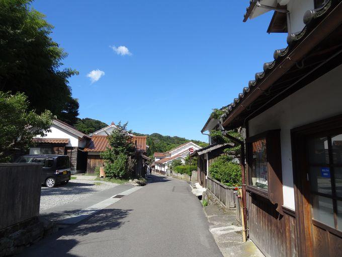 美しい文化的景観!努力の賜物の町並みを優しく散策・・♪