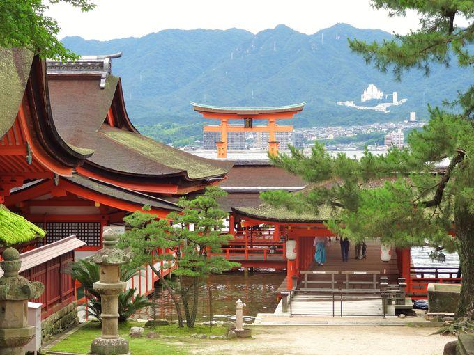 広島観光の目玉といえばココ!神が宿る島「宮島&厳島神社」