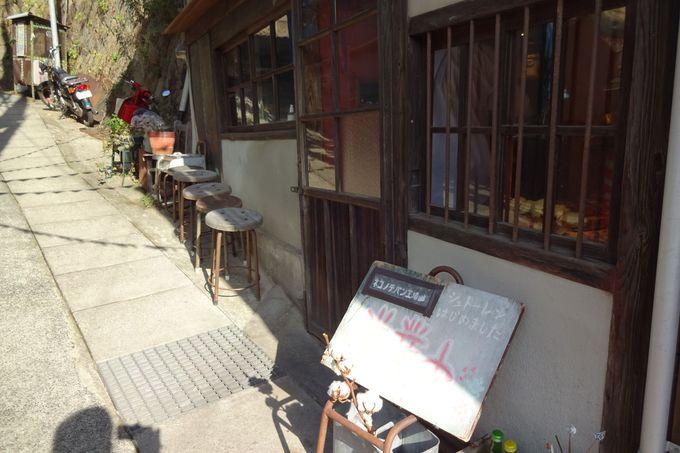 もしかして、日本一小さなパン屋さん??ネコノテパン工場