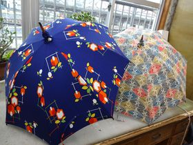 モノづくりの町・広島県尾道市で〜特別な傘を作りませんか?