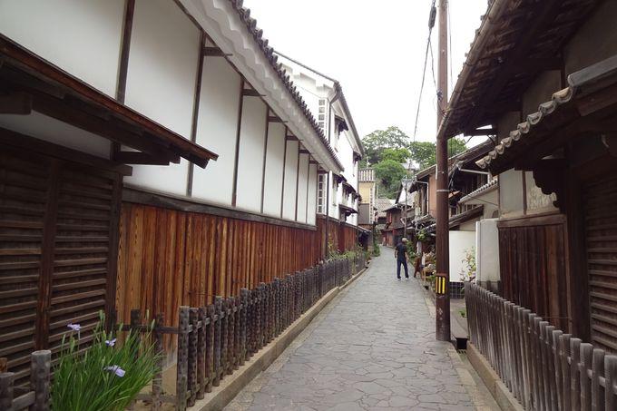 鞆の浦の発展を支えた保命酒蔵元の家「太田家住宅」