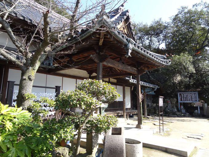毛利輝元再建の磐台寺客殿は広島県の重要文化財