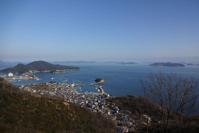 山紫水明とはまさにココのこと!福山市グリーンラインの絶景!