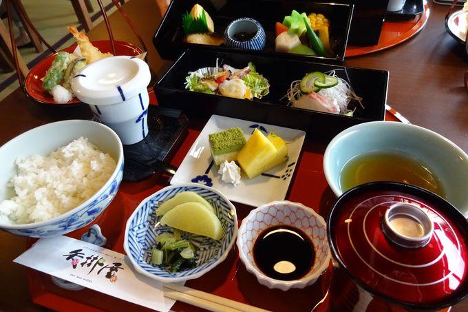 和食レストラン花鳥風月は、宿泊者以外も楽しめる!