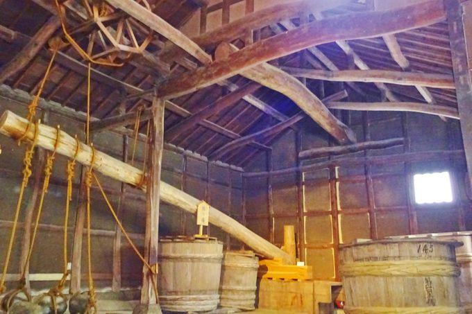 庄屋と酒造業を営んだ石井家