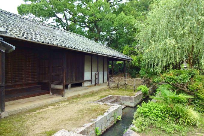 国の特別史跡「廉塾ならびに菅茶山旧宅」を観光しよう