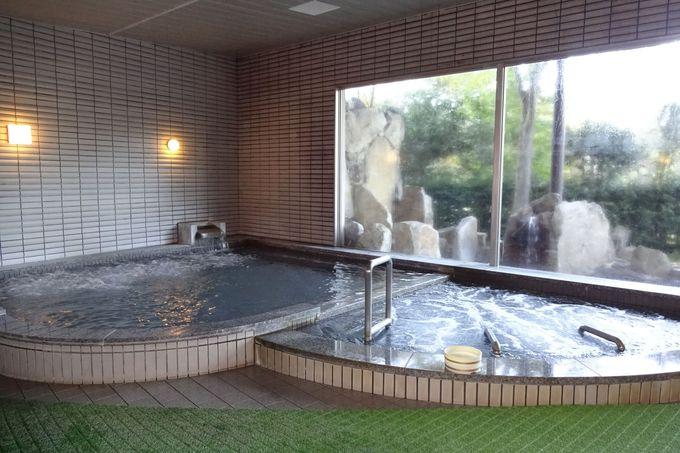 美しい大自然に湧く名湯・温井温泉