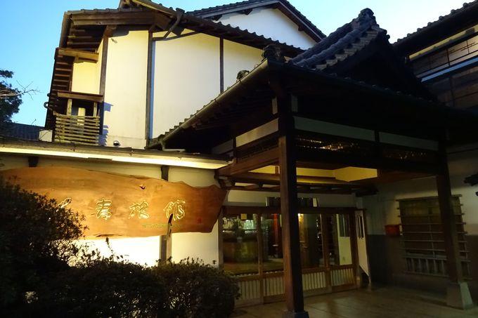 球磨川沿いに佇む歴史ある国登録有形文化財の宿「人吉旅館」