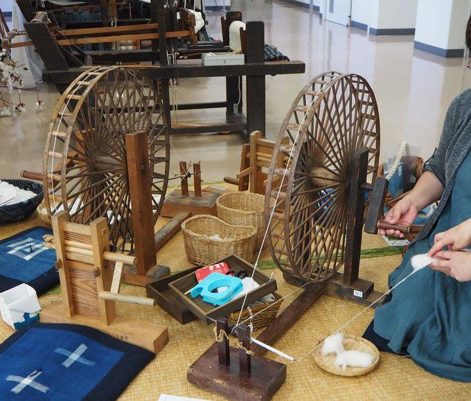 「福山市しんいち歴史民俗博物館」で体感する備後絣の魅力!