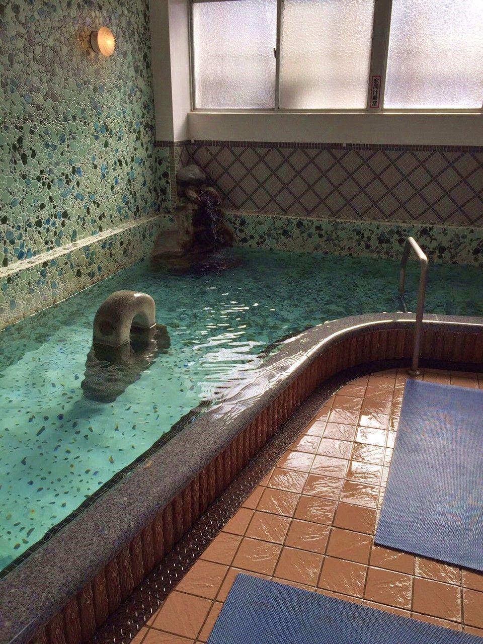 もっと気楽にもっとツルツルの湯なら元湯「美又温泉会館」へ